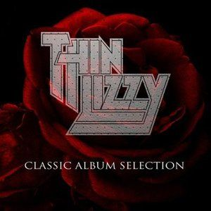 Thin Lizzy CLASSIC ALBUM SELECTION 6 Full Albums REMASTERED Box Set