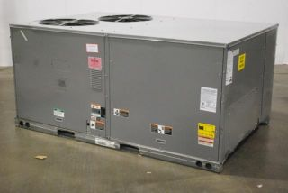 Carrier 7 5 Ton Packaged Rooftop Air Conditioner with Nat Gas Furnace