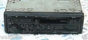 Pioneer Car Truck Auto Cassette Radio Stereo