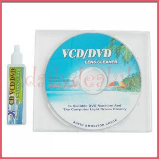 CD DVD ROM Player PS3 Car Stereo Laser Lens Cleaner Kit