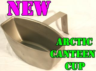 USGI Military Army Issue Arctic Canteen Cup Brand New