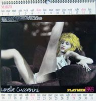 Calendar Sexy Playmen Calendario 1993 Delle Dive TV