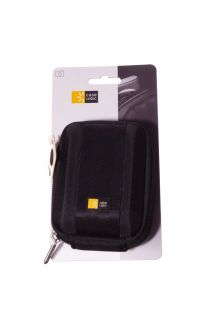 Case Logic Black Small Digital Camera Cover Pouch Protective Bag with