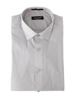 Pierre Cardin Grey Slim Fit Sport Shirt