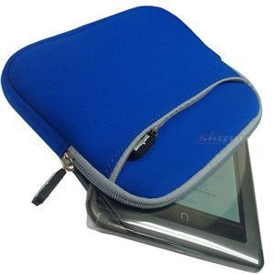 Sleeve Carrying Bag Case Cover for  Kindle Fire HD Tablet Google