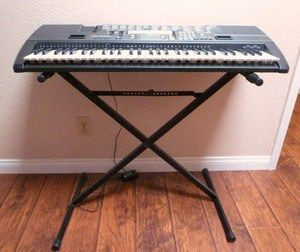 Casio CTK 720 Electronic Keyboard w Stand