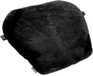 Large Real Sheepskin Motorcycle Seat Pro Pad