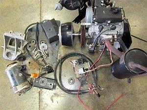 EZGO Golf Cart Complete Motor Low Hours 4 Stroke 2 Cylinder Gas Nice