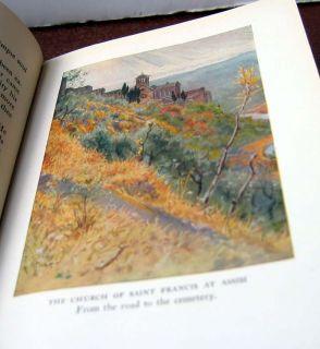Minstrel, The St Francis of Assisi Caroline Duncan Jones 1928 HB/NoDJ