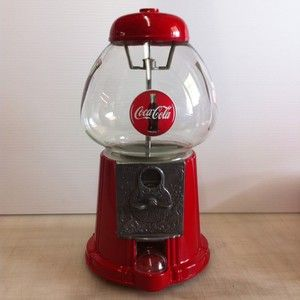 15 Carousel Candy Gumball Machine Coca Cola Coke Soda