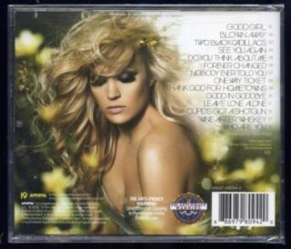 Carrie Underwood Blown Away CD New SEALED