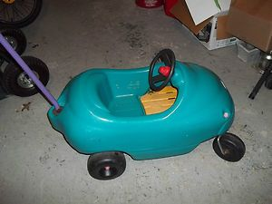 Little Tikes Cozy Coupe Police Car Light Bar Siren Roof Lights
