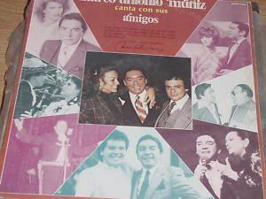 Maria Felix Lucha Villa Maria Del Sol Angelica Maria LP