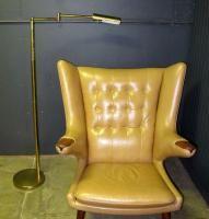 Reading Floor Lamp Mid Century Modern Eames Era Nessen Casella