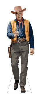 Bonanza Ben Cartwright Greene Lifesize Cardboard Standup Standee