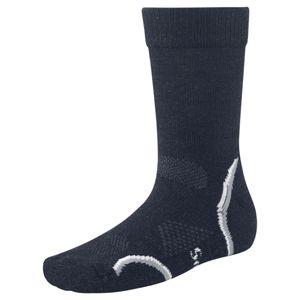 Smartwool Kids Socks Outdoor Lt XS s M L Merino Wool Crew Grey
