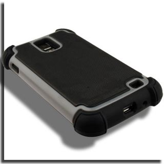 Case Car Charger Screen Protector for Samsung Galaxy s II Skyrocket A
