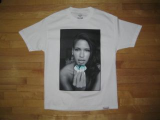 Diamond Supply Co Cassie x Estevan Oriol 4 Shirt L Wht