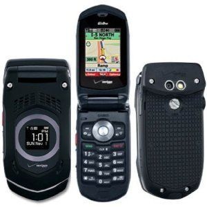 CASIO Casio GzOne Rock C731 Rugged PTT Flip No Contract Cell Phone
