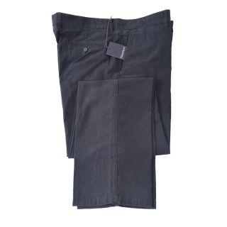 Zegna Sport Regular Fit Dark Gray Casual Pants US 40 EU 58