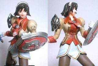 Figure Soul Calibur III Cassandra w 2 Sword Shield C
