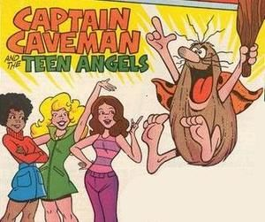 Captain Caveman and the Teen Angels   1977   Animated Cartoon Series