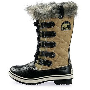 SOREL TOFINO CATE BOOTS WOMENS Sz 9 Winter Boots Hiking Shoes Trail