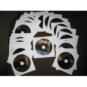 27 Disc Country Pop oldies Karaoke CDG CD Set 500 Songs