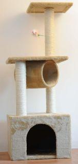 42 Cat Tree Condo House Scratcher Pet Furniture Bed 41