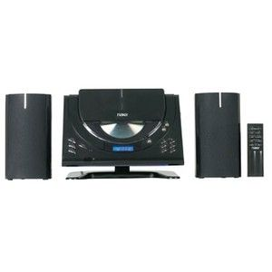 NAXA MICRO CD PLAYER STEREO RECEIVER SYSTEM AM FM WALL MOUNTABLE NS