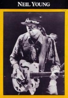 Farm Aid 1985 Tour Concert Program Neil Young Bob Dylan
