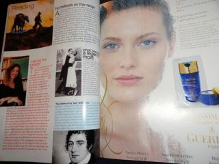 Elle 5 1999 Cate Blanchett Kevin Spacey Eugenia Silva Laetitia Casta