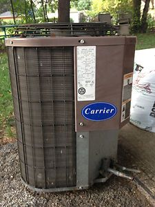 R22 Carrier 2 Ton Condensing Unit Air conditioning condenser good