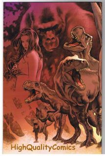 Cavewoman Jungle Jam 1 NM Budd Root Paul Renaud 2006 Wrap Around Cover