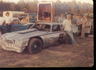 Charlie Blanton 6 Stock Car Racing Photo Ndra Race FN