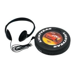 Disney C100CD Cars Lightning McQueen Kids Portable CD Player
