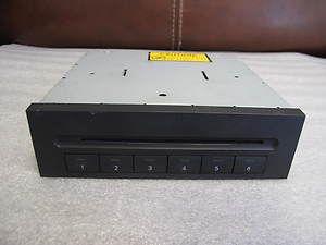 Benz Radio Player Dash 6 Disc CD Changer SLK CLS E Class