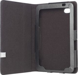 Tab Leather Folio Folding Case Black Tablet Cover SGA50GB