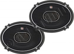 JBL GTO938 Car Audio 6x9 3 Way 600W Power Grand Touring Speakers Set