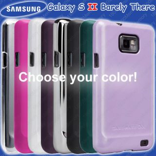 Case Mate Barely There Case for Samsung Galaxy s II 2