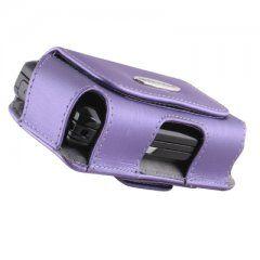 Casio Verizon GZone Rock C731 Purple Pouch Case Cover