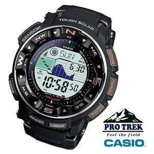 Casio ProTrek PathFinder PRW2500 1 Solar Atomic Watch New In Box