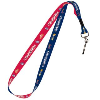 St Louis Cardinals 2011 World Series Champions Lanyard