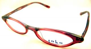A2361 Art Pink Cat Eye Frames/ RX Lenses Glasses Sunglasses