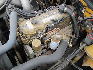 2000 Caterpillar 3126 Turbo Diesel Engine LOW MILES Warranty