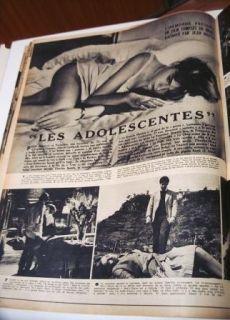 Elke Sommer Elvis Presley Catherine Spaak Jean Simmons
