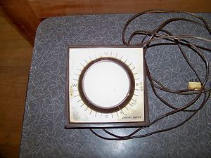 1965 Crown Channel Master Antenna Rotator Control Box