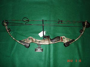 Jennings Buckmasters BTR Compound Bow Archery Right Hand