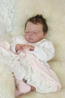 Prototype by Sabine Altenkirch Lifelike Reborn Baby Girl Doll