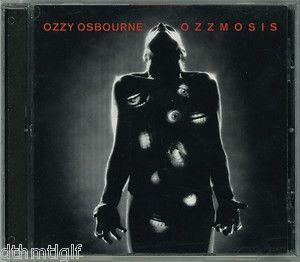 Ozzy Osbourne Ozzmosis CD Hard Rock Metal